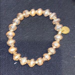 Gorgeous Gold Beaded Bracelet